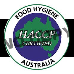 HACCP国際衛生管理認証